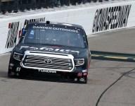 Iowa Truck race postponed until Sunday