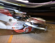 LM24 Hour 15: The first hint of daybreak