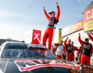 Bell wins Iowa Xfinity in dominant fashion