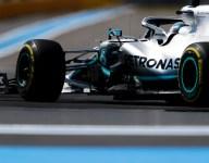 Bottas edges Hamilton as Red Bull struggles in final practice