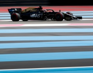 Haas puzzled by French GP qualifying struggles