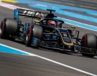 Grosjean perplexed by 'missing second' for Haas