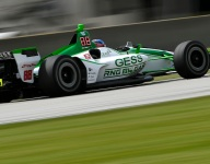 Herta scorcher steals the pole from Rossi at Road America