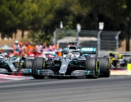 Hamilton eases to French GP victory, stewards at work again