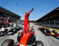 Leclerc pinpoints France progress as key in Austria pole