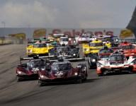 Mazdas strong as wild Glen start jumbles contenders