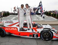 Montoya/Cameron fend off Cadillacs and rain to win Detroit