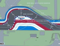 Charlotte announces 'Roval' changes