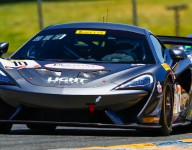 Cooper grabs GT4 Sprint Race 1 win at Sonoma