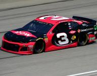Dillon blazes to provisional Cup Series pole at Chicagoland