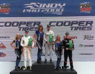 Kirkwood completes Indy Pro 2000 sweep at Road America