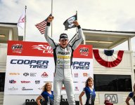 VeeKay a dominant Indy Lights victor in Race 2 at Road America