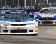Ave gets a win in his 100th Trans Am start
