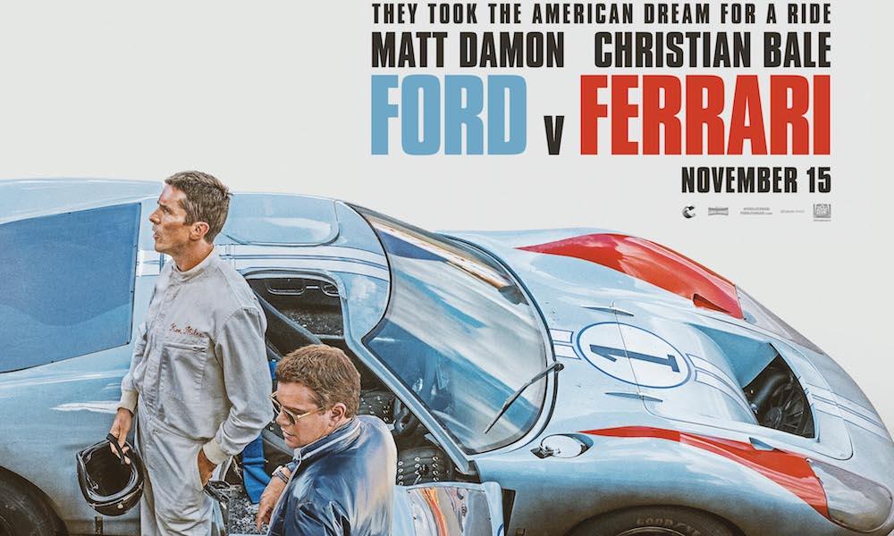 Ford V Ferrari Trailer Released Racer