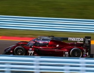 Jarvis fastest in wet final Watkins Glen practice