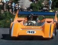 Hakkinen to drive McLaren M8D/3 at Monterey Motorsports Reunion