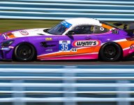 Riley Mercedes-AMG team's slick tire gamble pays off at The Glen