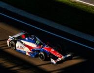 Conor Daly's IndyCar rides