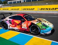 Project 1 reveals 'Art Car' ahead of Le Mans Test Day