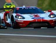 Acura, Ford lead second Glen practice