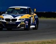Schwartz wins TC Race 1 pole at Sonoma