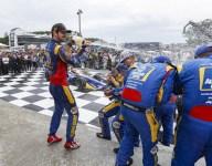 Milless on Rossi's Road America magic
