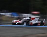 Kobayashi, Toyota lead opening Le Mans practice