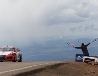 Yokohama and Porsche team up for Pikes Peak