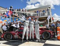 Mazda's breakthrough IMSA victory