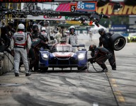 Braun drops to back of CTMP field; IMSA race telecast moves to CNBC