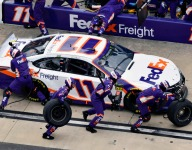 Hamlin pleased by NASCAR's tire change rule tweaks