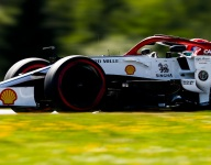 Giovinazzi says he shook off media pressure prior to first F1 point