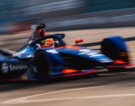 Frijns wins, Vergne clinches second title in NYC Formula E