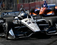 Pagenaud letter perfect in Toronto win