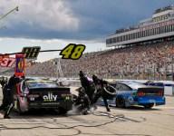 NASCAR tweaks tire change rules