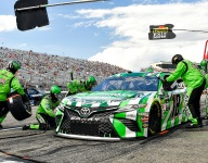Kyle Busch rues what might have been in New Hampshire