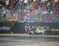 Renault eager to move on from 'bitter' double DNF