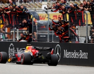 Verstappen credits Red Bull calls for victory