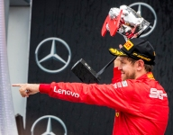 Dramatic turnaround important for Ferrari morale - Vettel