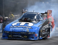 Hagan, Torrence, repeat winners at New England Nationals