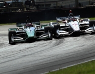 "Franchitti on Rosenqvist: ""That's the guy we hoped we'd hired"""
