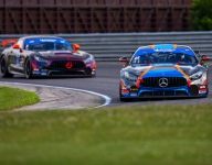 Team TGM Mercedes gets much-needed win at Lime Rock