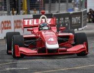 Telitz blitzes the Indy Lights field in Toronto Race 1