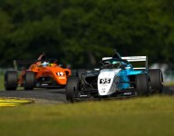 Roster shake-up for F3 Americas at VIR