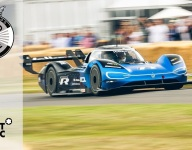 Volkswagen ID. R wins FOS shootout
