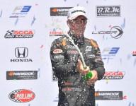 Back-to-back F3 Americas wins for Pedersen at VIR
