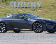 SportsCar magazine test: 2019 Lexus LC 500