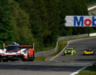 Castroneves edges Braun in third CTMP practice