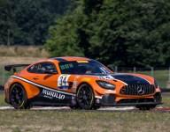 Szymczak, Staveley grab overall GT4 SprintX poles at PIR
