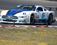 Pickett flag to flag in Portland TA West, Gregg clinches title